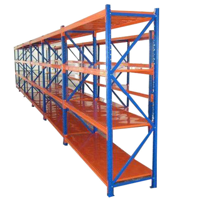 Heavy Duty Storage Rack Pallet Metal Shelf Steel Industrial Shelving Boltless Adjustable Warehouse Stacking Racks