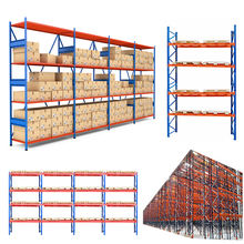 ce sgs tuv iso en15512 rack storage shop shelving industrial racks for racking rack shelf factory price