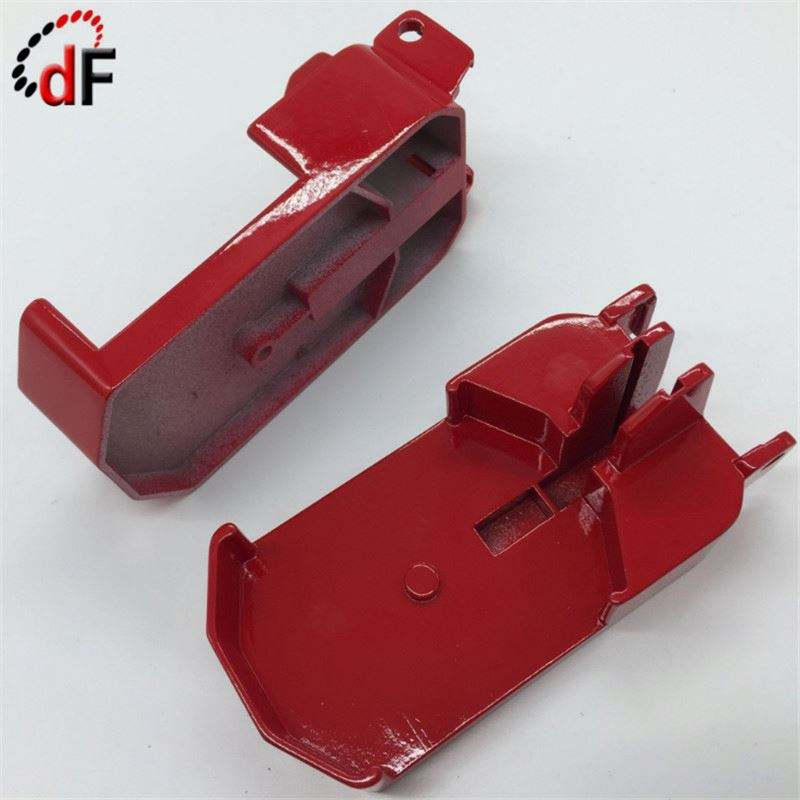Vacuum casting and cnc machining for plastic products fabrication in guangdong