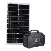 Lithium Battery 220v 110v portable outdoor portable solar mobile power supply