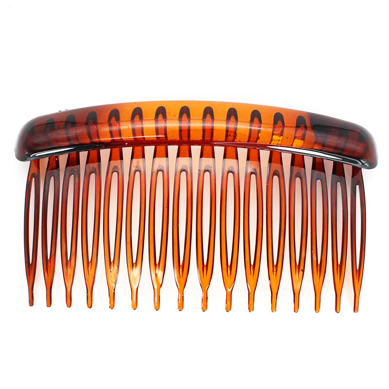 Custom Package Small Teeth Hair Comb Accessories Women Side Hair Comb