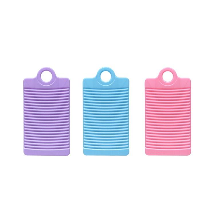 Wholesale Antislip Pp Thicken Hand Held Small Washboard For Household Washing Board