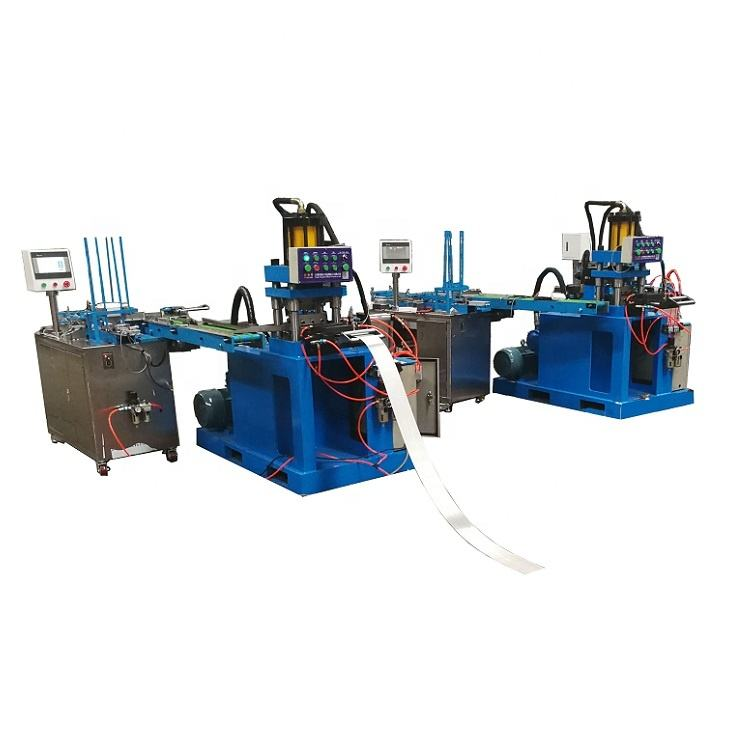 full automatic staple pins making and staples packing machine