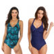 women ladies one piece swimwear bikini