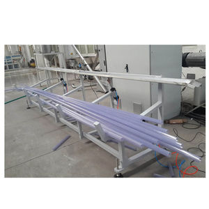 Plastic Tube UPVC Pipe Extrusion Making Machine