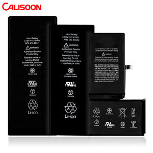 LI-ION Polymer Battery for iphone 5 6 7 8 plus x xr xs max