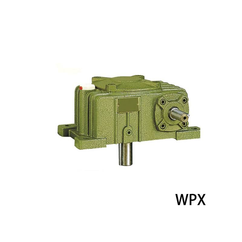 NSK bearing WPA WPS60, 70, 80, 100, 120, 135, 155, 175 double output shaft worm gear speed reducer