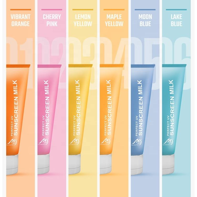 Sample Available Sunscreen Lotion Wholesale Factory Price OEM Sun Block Cream