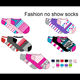 Baby Socks Socks Fashion Cute Costom Jacquard Baby Socks
