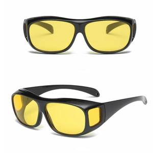 Anti Glare Night Vision Glasses for Women Men Dust-Proof Driving Sunglasses Durable Day and Night Sun Glasses