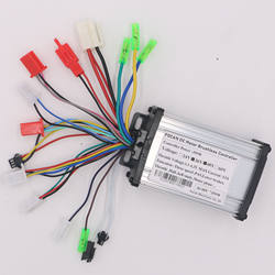 36V 48V 350W Brushless Motor Controller for Electric bicycle