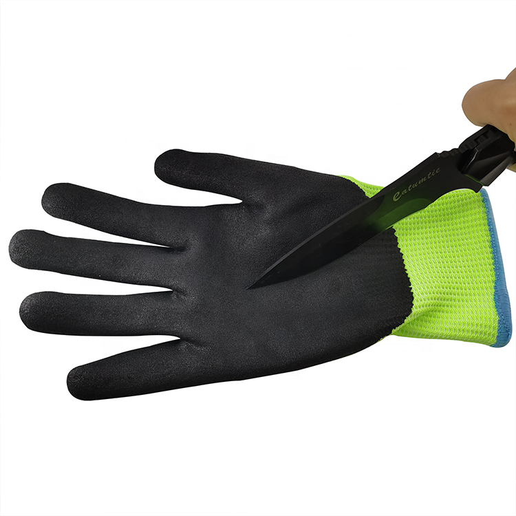 2020 factory direct sales durable work cut resistant gloves for gardening