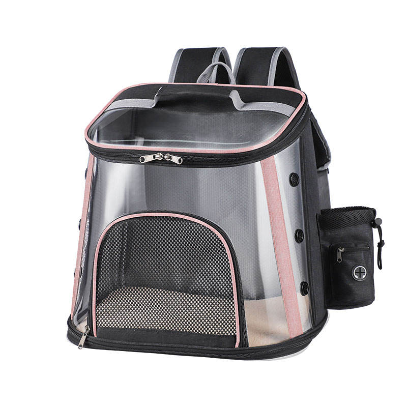 Wholesale Luxury Large Pet Travel Backpack Foldable Dog cage Cats Carriers