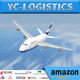 Air shipping from china to UAE ddp amazon fba freight forwarder