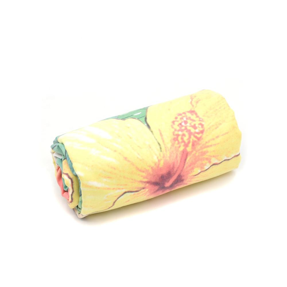 Best Selling custom beach towel wholesale high quality soft and sandfree beach towel microfiber