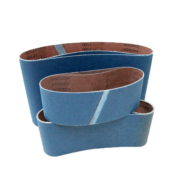 "10pcs 2/""x72/"" Sanding Belts 60 Grit Premium Zirconia"