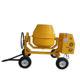 300L belle concrete mixer with manual handle concrete drum mixer for construction