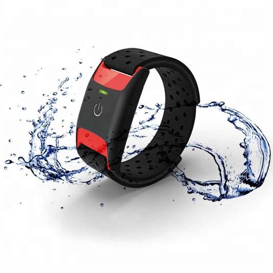 2020 new products with bluetooth5.0 & ANT+ dual mode armband heart rate monitor support OEM&ODM for club team training system