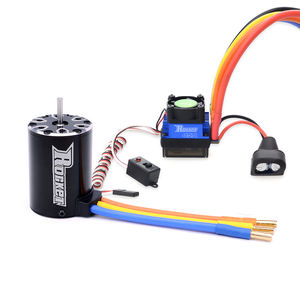 RC รถ 45A ESC + 1/10th Scale 4WD Brushless Motor 540 สำหรับ off-Road Buggy
