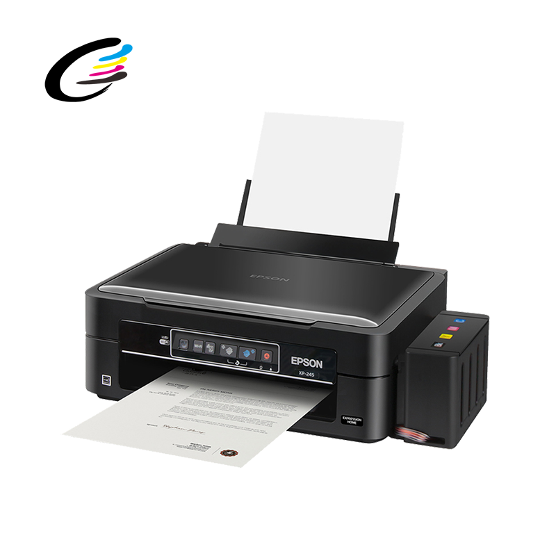 Small 3in1 Office Photo Sublimation Printer A4 Size for XP2100 XP2105 with Free CISS 603XL