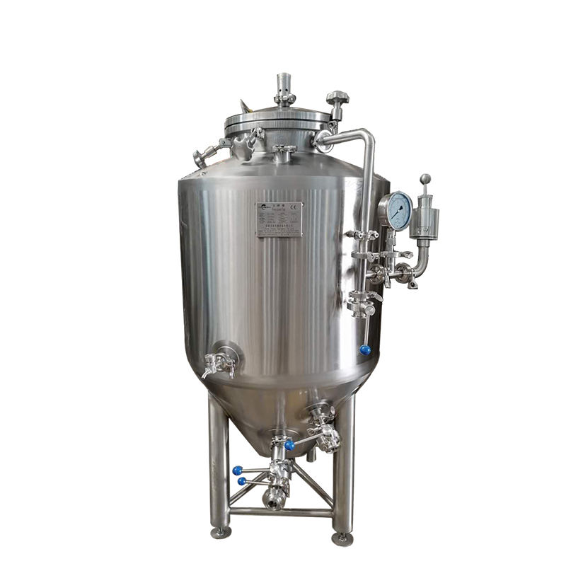 50L 100L stainless conical fermenter fermentation machine fermentation kit