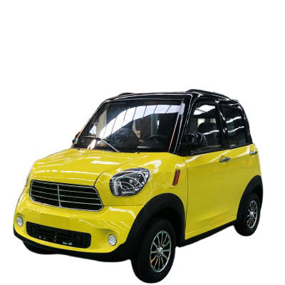 EBU Complete certificate China High Speed 4-Wheel 5 Seats New Energy China Adult Mini auto Electric Car