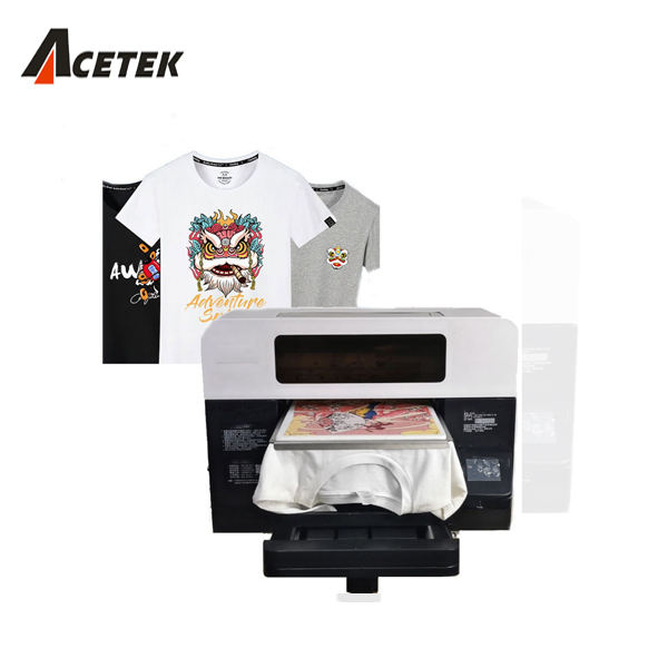 Multicolor Dtg Digtal Flatbed <span class=keywords><strong>Printer</strong></span> A3 Voor T-shirt Uv Drukmachine