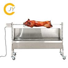 Popular in Europe outdoor kitchen meat cooking barbecue machine for pig lamb