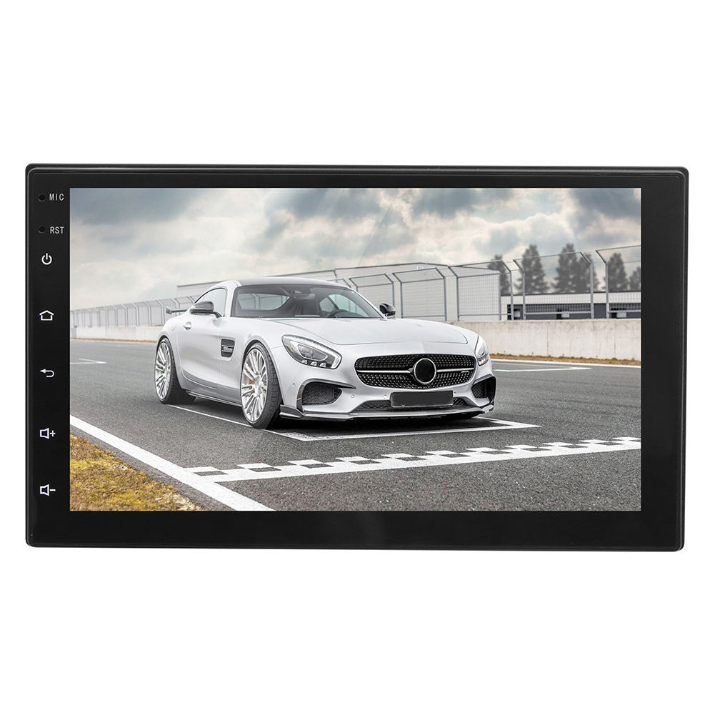 2 DIN รถวิทยุ 7 นิ้ว TOUCH Mirror Link Android Player 2 DIN MP5 GPS Bluetooth WIFI