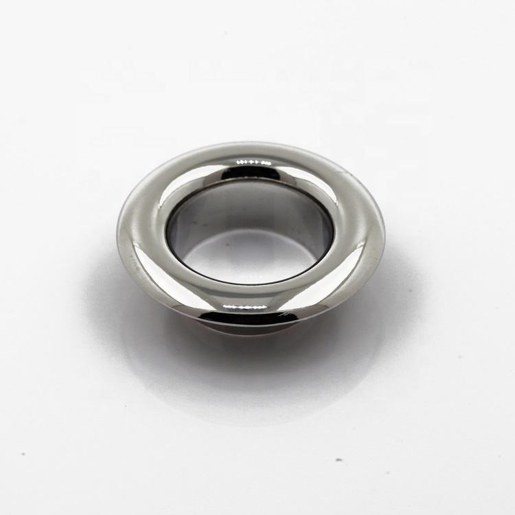 Hot Sale 14mm Decorative Metal Eyelets for Handbags Purses or Garments