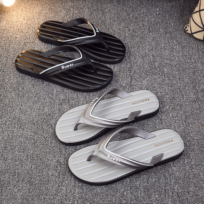 Latest Design Summer Beach EVA Slippers For Men Flip Flops