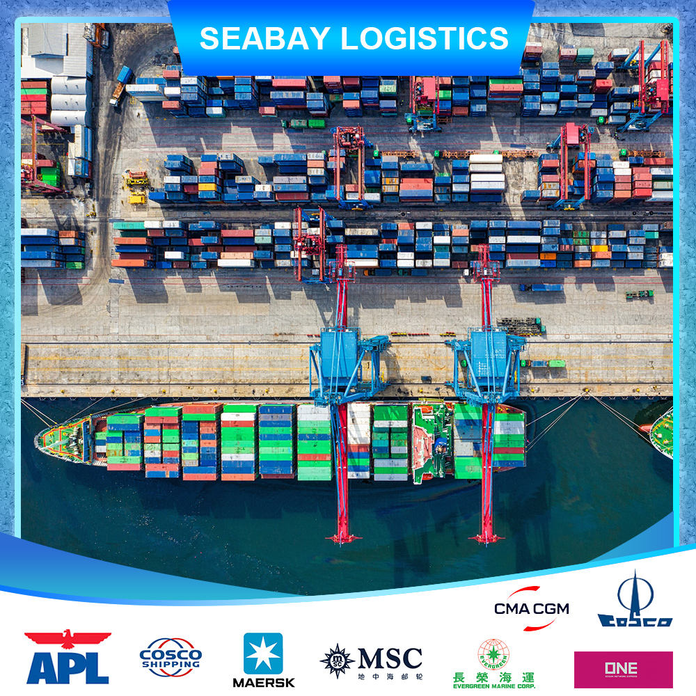 Logistics service sea freight from Xiamen to Singapore,Dubai,U.S.A.,Australia,Saudi Arabia