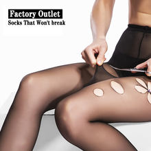 Super Elastic Magical Stockings Women Nylon Pantyhose Sexy Skinny Legs Tights Anti Hook Silk Stocking Pantys Medias