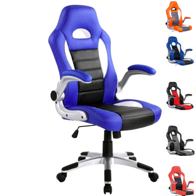 Foreign Trade Cross-border Adjustable Gaming Rotating Office Chair