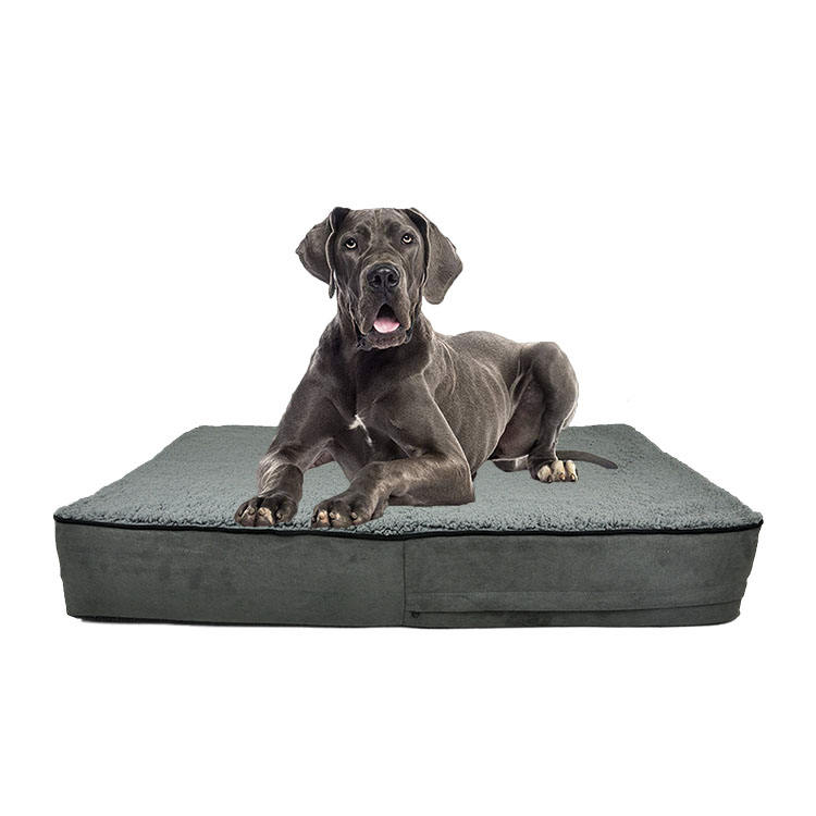 Yangyang Pet product Premium materials sfluffy dog bed memory foam pet bed with Machine Washable Cover