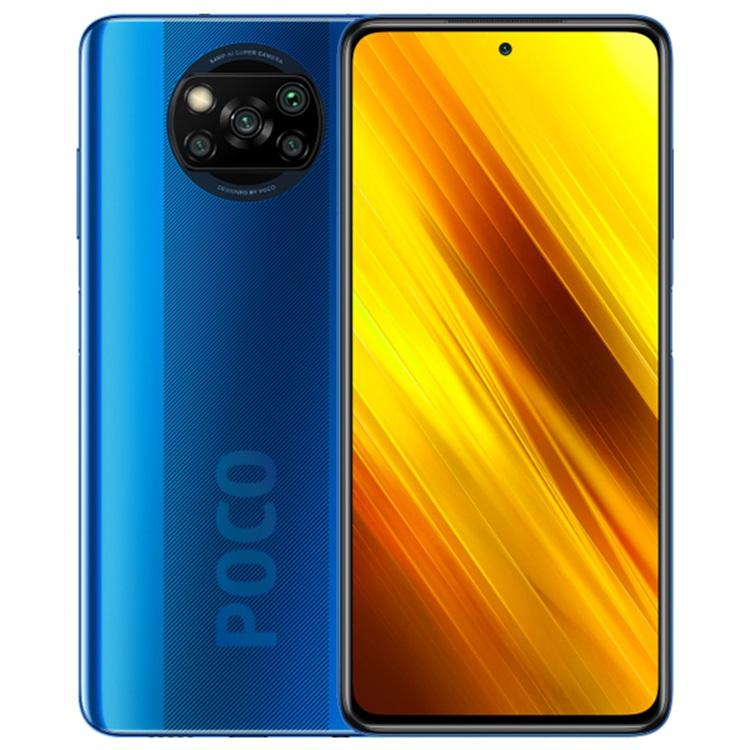 HOT Xiaomi Mi POCO X3 NFC Smartphone Global Version Snapdragon 732G 64MP Camera 5160mAh 33W Charge Xiaomi Android Mobile Phone
