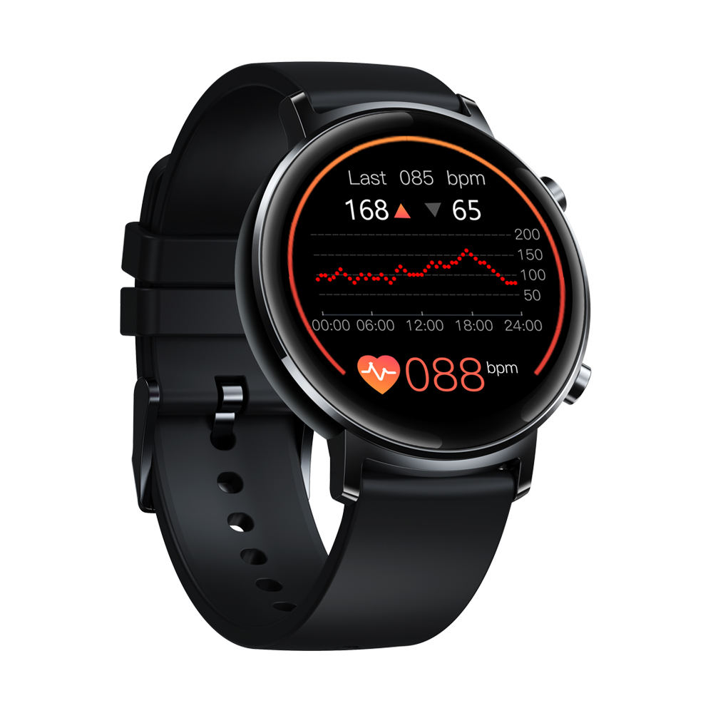 New Arrival Smart Watch GTR BT 5.0 Smartwatch 2.5D Round Full Touch Screen Watch Heart Rate Monitor Sports Fitness Tracker