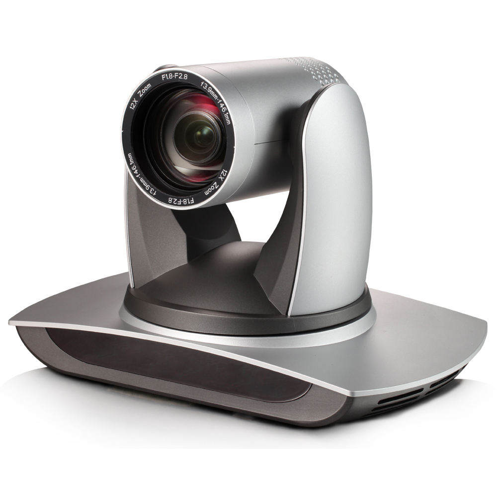 wide angle 12x optical zoom professional audio video hd ip ptz live broadcast webcam usb 3.0
