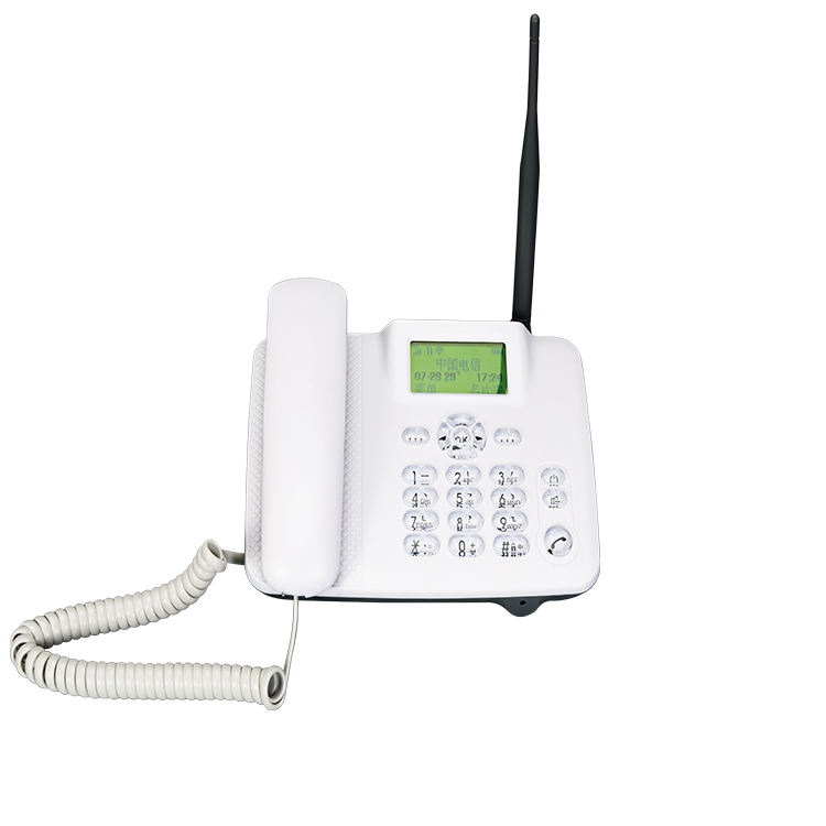4G VoLTE Wifi Router Wireless Landline Voice Call Router Hotspot Broadband Fixed Telephone With Sim Slot LAN Port