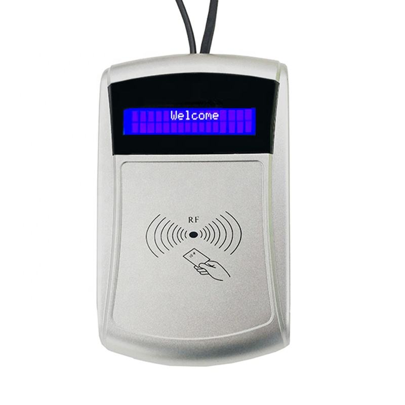 13.56MhzTCP IP NFC Rfid Wifi Card Reader Writer with Ethernet LCD Display