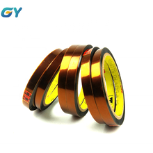 High Temperature 3M 5413 5419 Heat-Resistant Masking silicone polyimide heating film tape for transformers insulating material