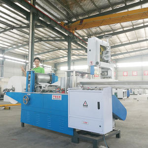 Napkin Tissue Paper Making Machine Folding Machine With Factory Price
