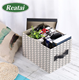 Liiving box storage/storage box office/foldable storage box home