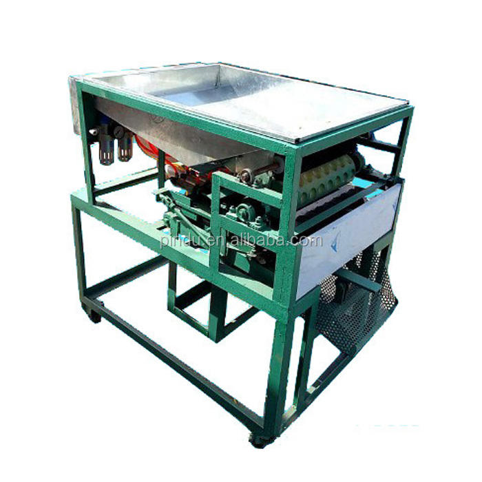 macadamia nut husker shelling opening sawing machine macadamia mouth cutting cracker machine