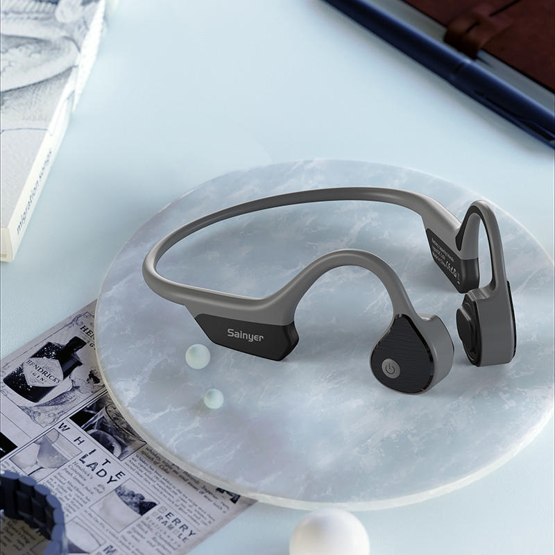 Open-Ear Bone PRO9 Conduction Headsets Earfree Hearing Protection Bone Conduction Earphone And Head Phone