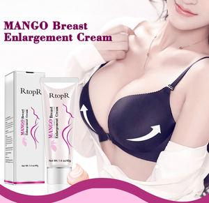Mango Breast Enlargement Cream Full Elasticity Chest Care Firming Lifting Breast Fast Growth Cream Big Bust Breast Cream