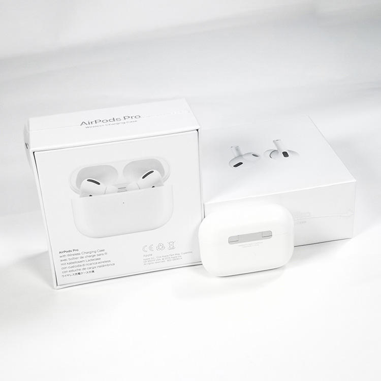 TOP Version Aipods Pro 3 Rename GPS Touch Control Original 1:1 Gen 3 3nd Generation Air3 Air Pro 3 TWS I500 Wireless Earbuds