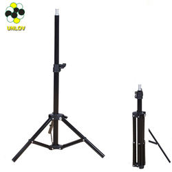 Portable Flexible 50cm 68cm 110cm 160cm 210cm camera tripod for phone and ring light