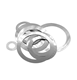 Washer Shim Washers DIN988 Factory Customized High Precision Stainless Steel Sealing Thin Flat Shim Washer