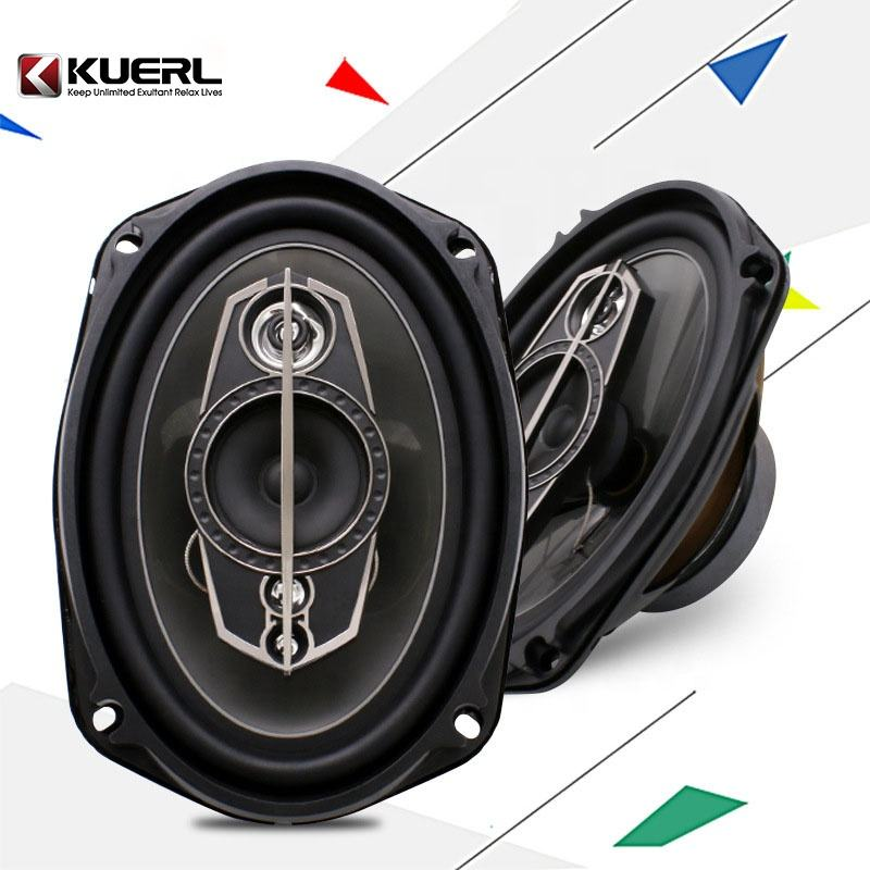 Wholesale high quality 600 watts active car 6*9 inch coaxial speaker for car horn